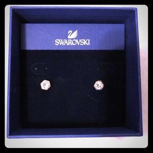 New Swarovski Crystal Earrings